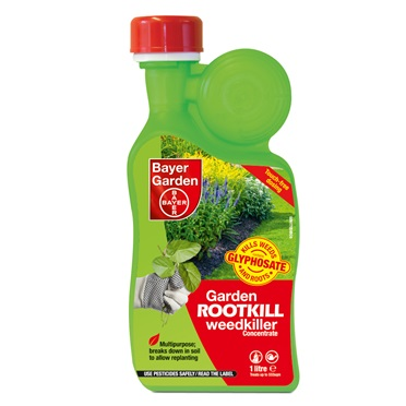 Garden Rootkill Weedkiller Concentrate - Click Image to Close